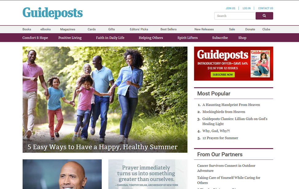 Guideposts Project
